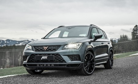 2020 ABT CUPRA Ateca Wallpapers HD