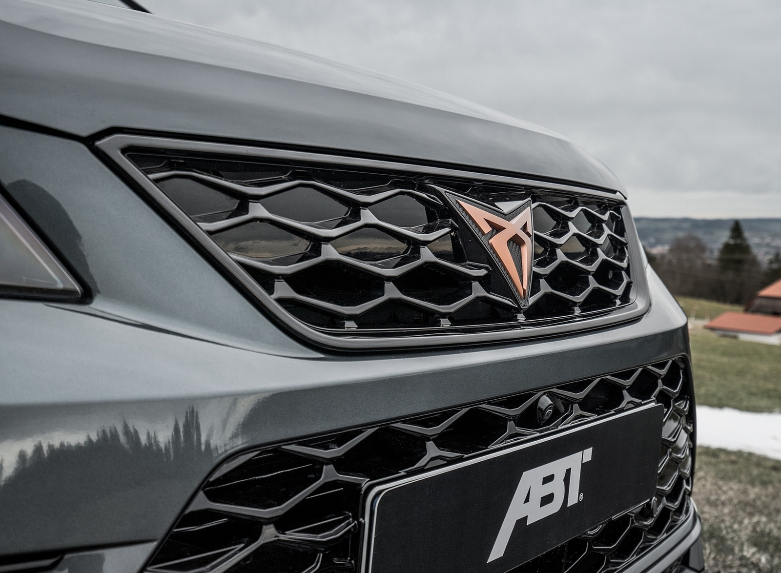 2020 ABT CUPRA Ateca Grill Wallpapers (8)