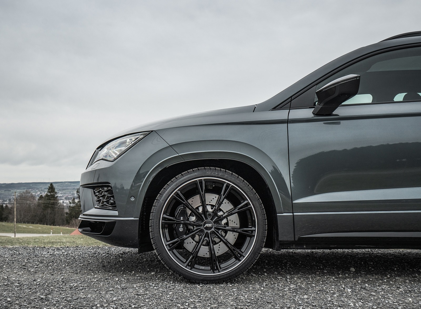 2020 ABT CUPRA Ateca Wheel Wallpapers (9)