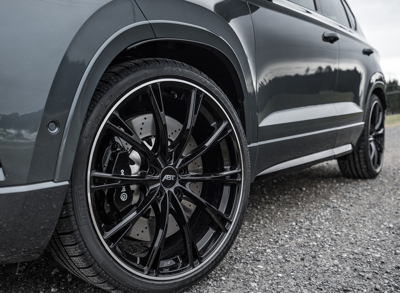 2020 ABT CUPRA Ateca Wheel Wallpapers (10)