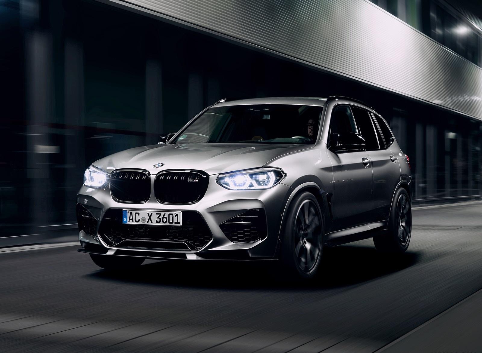 2020 AC Schnitzer BMW X3 M Front Three-Quarter Wallpapers (1)