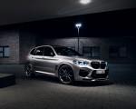 2020 AC Schnitzer BMW X3 M Front Three-Quarter Wallpapers 150x120 (2)