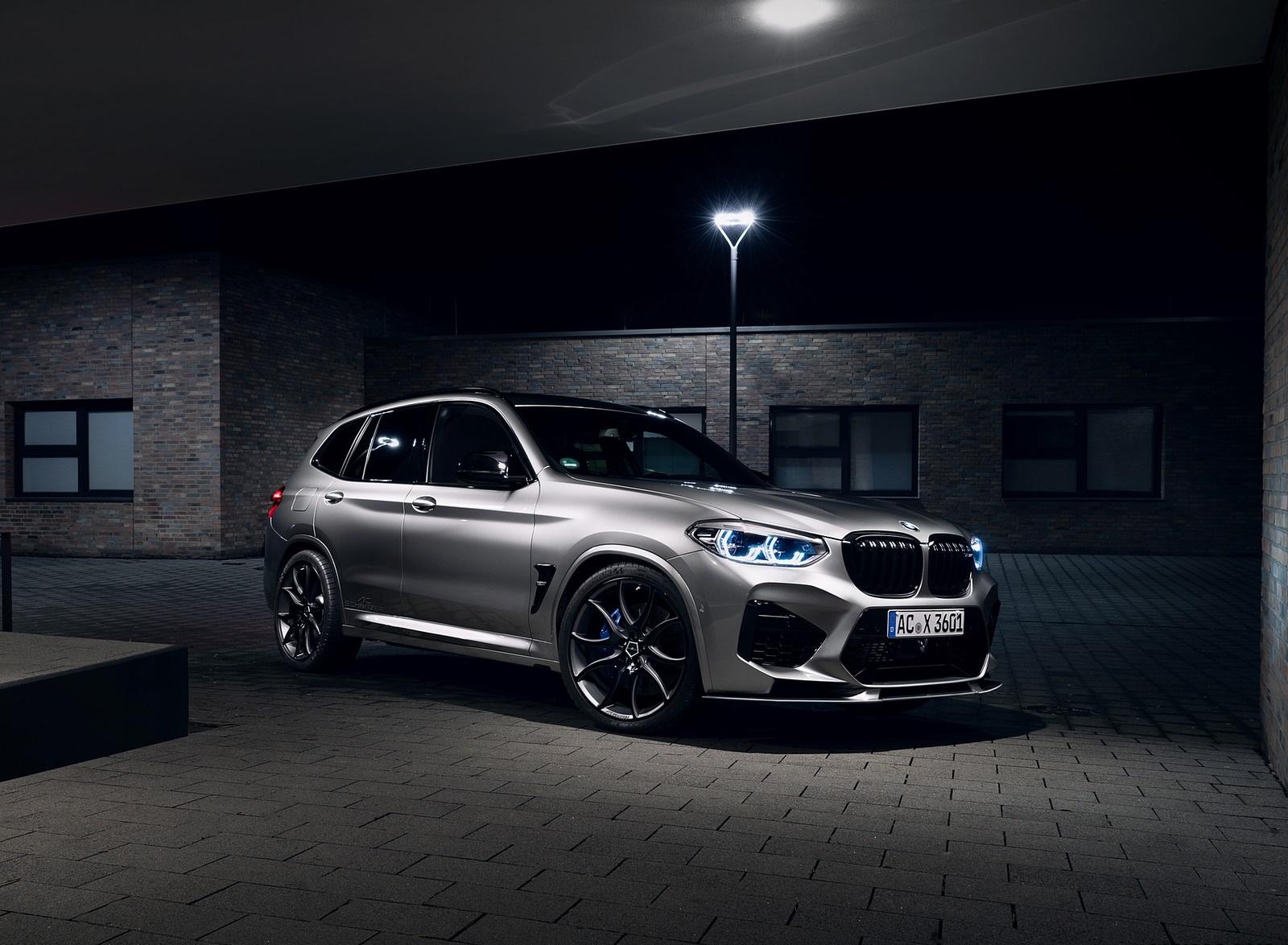 2020 AC Schnitzer BMW X3 M Front Three-Quarter Wallpapers (2)