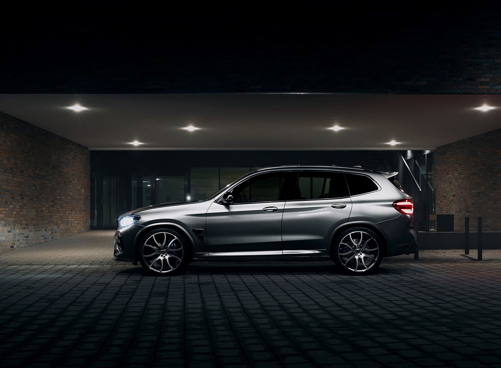 2020 AC Schnitzer BMW X3 M Side Wallpapers (5)