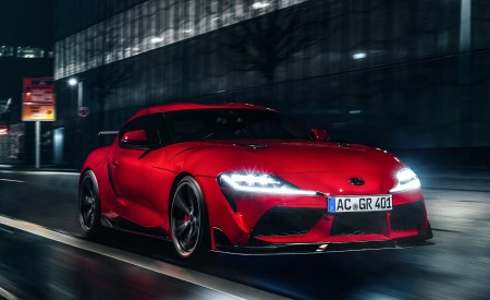 2020 AC Schnitzer Toyota GR Supra Wallpapers HD