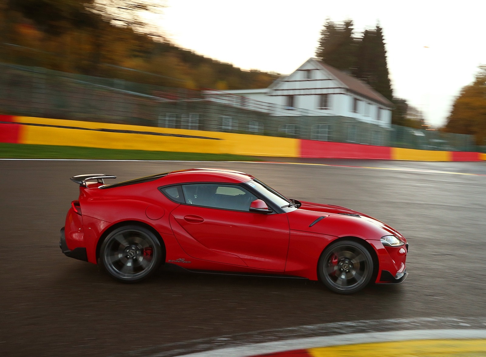 2020 AC Schnitzer Toyota GR Supra Side Wallpapers (10)