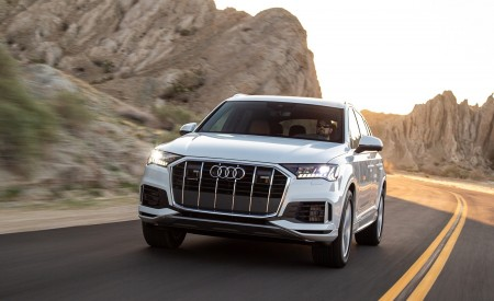2020 Audi Q7 (US-Spec) Wallpapers HD