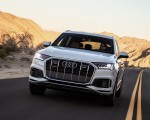 2020 Audi Q7 (US-Spec) Front Wallpapers 150x120 (7)