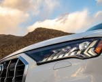 2020 Audi Q7 (US-Spec) Headlight Wallpapers 150x120 (25)