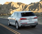 2020 Audi Q7 (US-Spec) Rear Three-Quarter Wallpapers 150x120 (9)