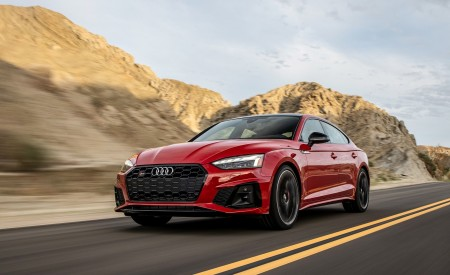 2020 Audi S5 Sportback (US-Spec) Wallpapers HD