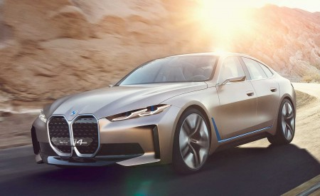 2020 BMW I4 Concept Wallpapers & HD Images