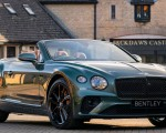 2020 Bentley Continental GT Convertible Equestrian Edition Front Wallpapers 150x120 (3)