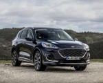 2020 Ford Kuga Hybrid Vignale Front Three-Quarter Wallpapers 150x120 (7)