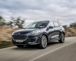 2020 Ford Kuga Hybrid Vignale Front Three-Quarter Wallpapers 150x120 (1)
