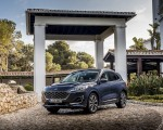 2020 Ford Kuga Hybrid Vignale Front Three-Quarter Wallpapers 150x120 (5)