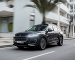 2020 Ford Kuga Hybrid Vignale Front Three-Quarter Wallpapers 150x120 (2)