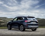 2020 Ford Kuga Hybrid Vignale Rear Three-Quarter Wallpapers 150x120 (9)
