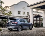 2020 Ford Kuga Hybrid Vignale Rear Three-Quarter Wallpapers 150x120 (6)