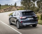 2020 Ford Kuga Hybrid Vignale Rear Three-Quarter Wallpapers 150x120 (3)