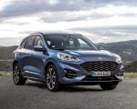 2020 Ford Kuga Plug-In Hybrid ST-Line Front Three-Quarter Wallpapers 150x120 (10)