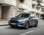 2020 Ford Kuga Plug-In Hybrid ST-Line Front Three-Quarter Wallpapers 150x120 (4)