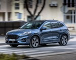 2020 Ford Kuga Plug-In Hybrid ST-Line Front Three-Quarter Wallpapers 150x120 (5)