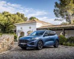 2020 Ford Kuga Plug-In Hybrid ST-Line Front Three-Quarter Wallpapers 150x120 (6)