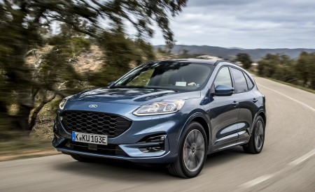 2020 Ford Kuga Plug-In Hybrid ST-Line Wallpapers & HD Images