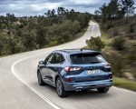 2020 Ford Kuga Plug-In Hybrid ST-Line Rear Three-Quarter Wallpapers 150x120 (2)