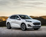 2020 Ford Kuga Plug-In Hybrid Vignale Front Three-Quarter Wallpapers 150x120 (8)