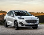 2020 Ford Kuga Plug-In Hybrid Vignale Front Three-Quarter Wallpapers 150x120 (7)