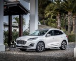 2020 Ford Kuga Plug-In Hybrid Vignale Front Three-Quarter Wallpapers 150x120 (5)