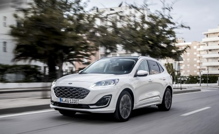 2020 Ford Kuga Plug-In Hybrid Vignale Wallpapers HD