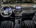 2020 Ford Kuga Plug-In Hybrid Vignale Interior Cockpit Wallpapers 150x120 (23)