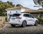 2020 Ford Kuga Plug-In Hybrid Vignale Rear Three-Quarter Wallpapers 150x120 (6)