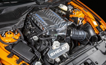 2020 Ford Mustang Carroll Shelby Signature Series Engine Wallpapers 450x275 (34)