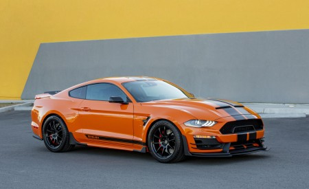 2020 Ford Mustang Carroll Shelby Signature Series Front Three-Quarter Wallpapers 450x275 (17)
