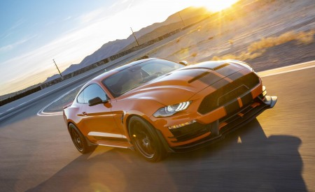 2020 Ford Mustang Carroll Shelby Signature Series Front Three-Quarter Wallpapers 450x275 (16)