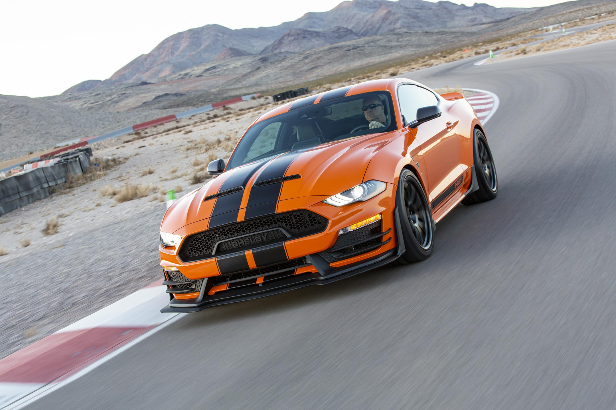 2020 Ford Mustang Carroll Shelby Signature Series Front Three-Quarter Wallpapers (1)