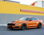 2020 Ford Mustang Carroll Shelby Signature Series Front Three-Quarter Wallpapers 150x120 (18)