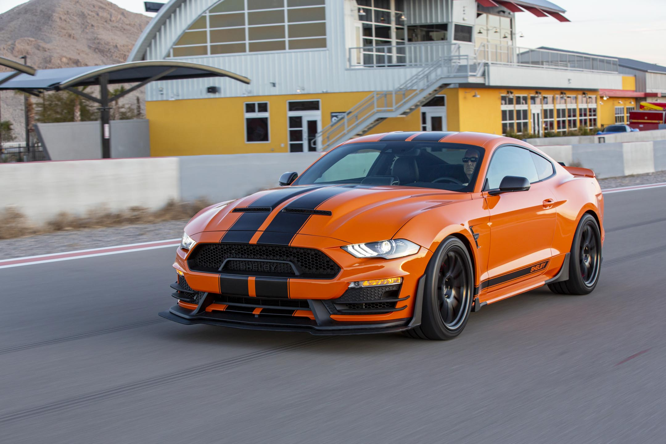 2020 Ford Mustang Carroll Shelby Signature Series Front Three-Quarter Wallpapers (2)