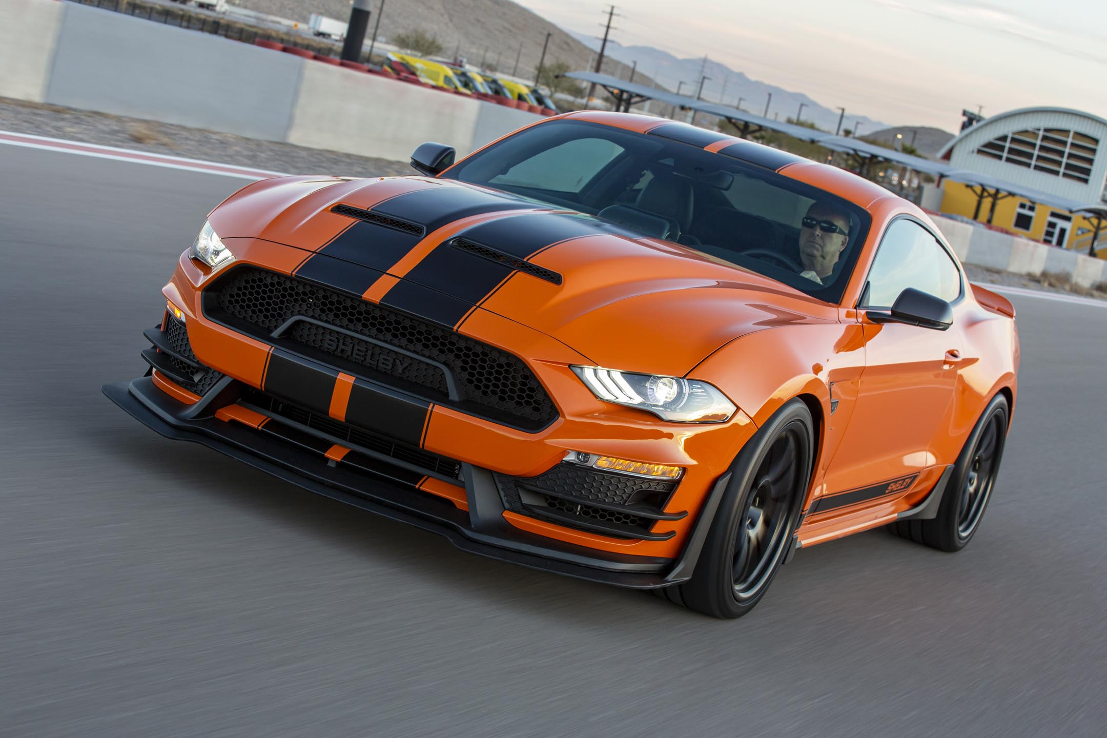 2020 Ford Mustang Carroll Shelby Signature Series Front Three-Quarter Wallpapers (3)