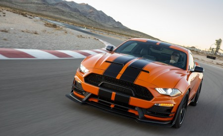 2020 Ford Mustang Carroll Shelby Signature Series Front Three-Quarter Wallpapers 450x275 (4)