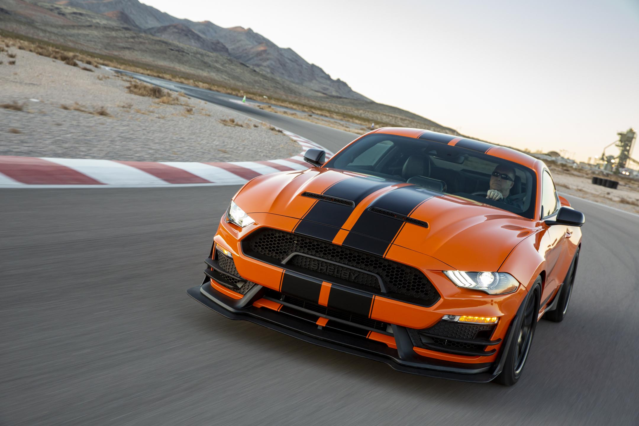 2020 Ford Mustang Carroll Shelby Signature Series Front Three-Quarter Wallpapers (4)