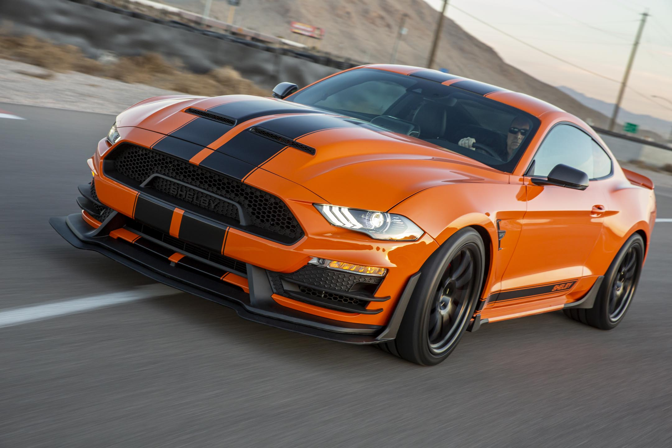 2020 Ford Mustang Carroll Shelby Signature Series Front Three-Quarter Wallpapers (5)