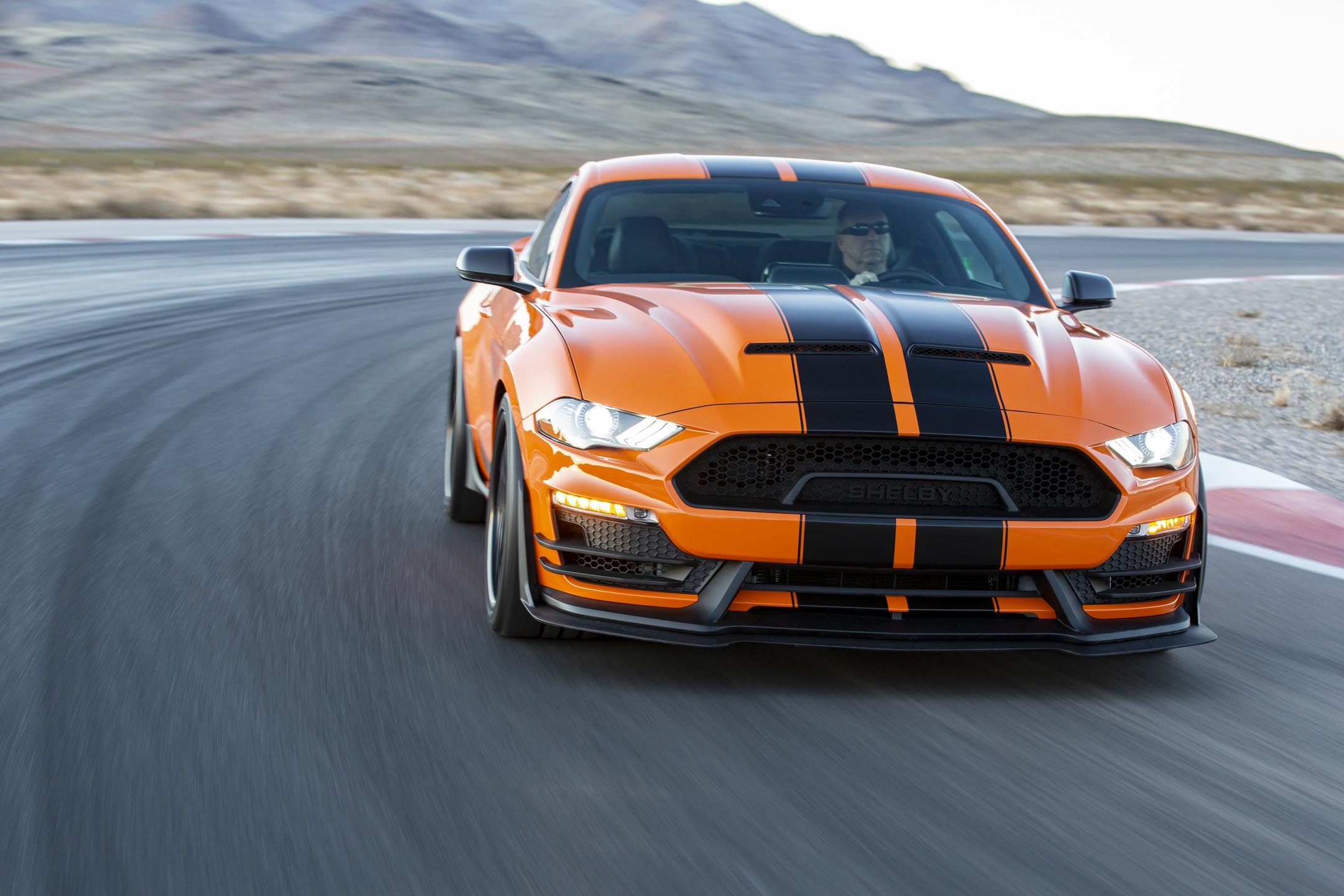 2020 Ford Mustang Carroll Shelby Signature Series Front Wallpapers (6)