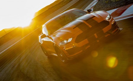 2020 Ford Mustang Carroll Shelby Signature Series Front Wallpapers 450x275 (13)