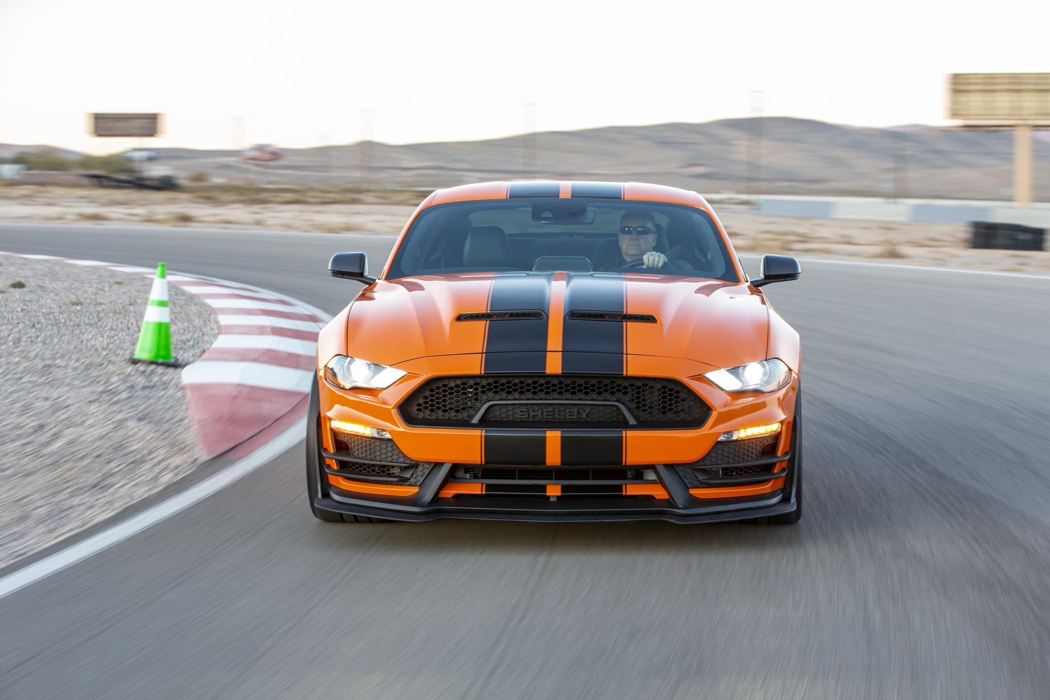 2020 Ford Mustang Carroll Shelby Signature Series Front Wallpapers (7)