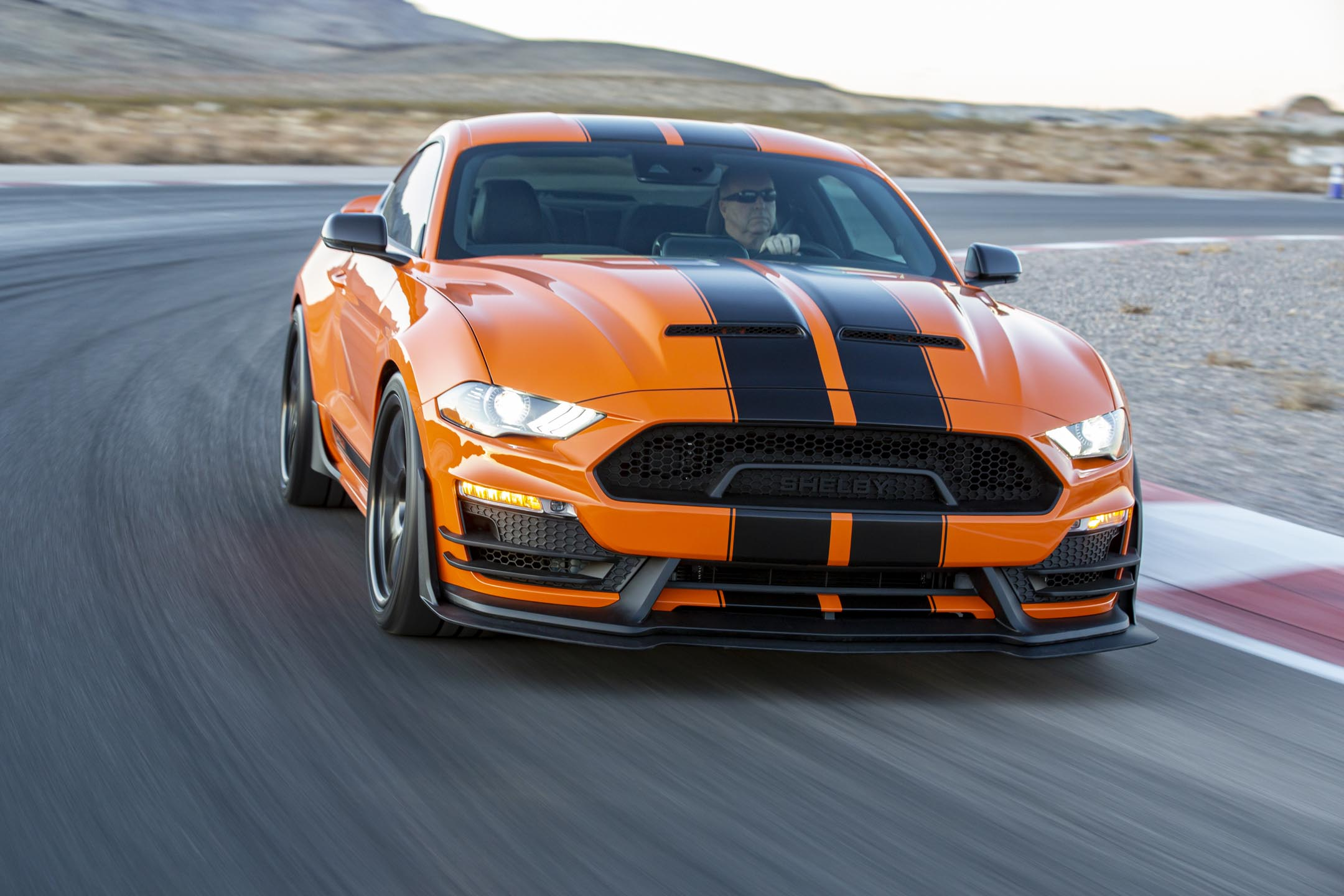 2020 Ford Mustang Carroll Shelby Signature Series Front Wallpapers (10)